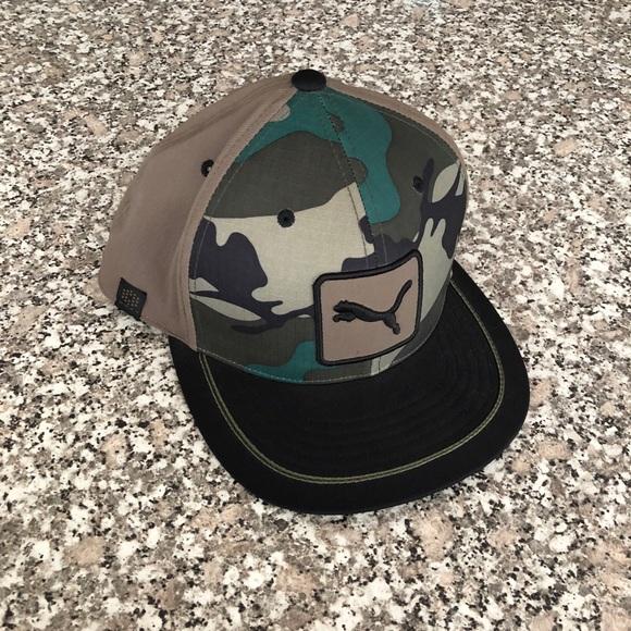 911b2d2e331 Puma Men s 110 Snapback Golf Hat. M 5b3a67015c44523d56f4679b